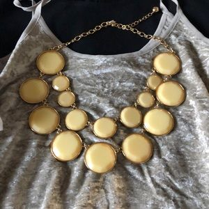 """Kate Spade 18"""" Statement Necklace"""